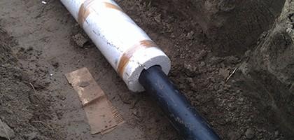 Как утеплить канализацию в частном доме