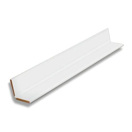 Угол внешний 2030 мм для панелей белый