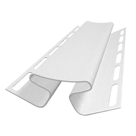 Угол внутренний 2010 мм для панелей белый