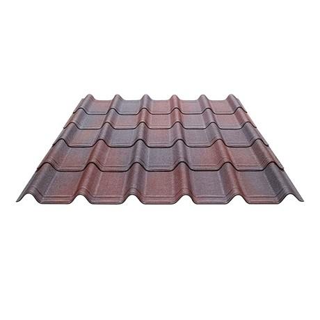 Ондувилла 3D коричневый (0,4*1,06м) 307m2