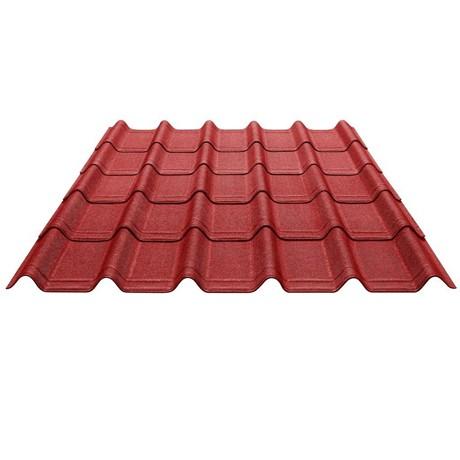 Ондувилла 3D красная (0,4*1,06м) 307м2