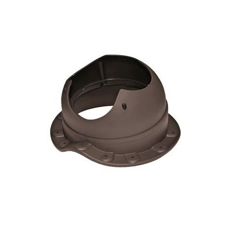 Основание вентиляционной трубы Base-VT125Wave гибк. черепицы