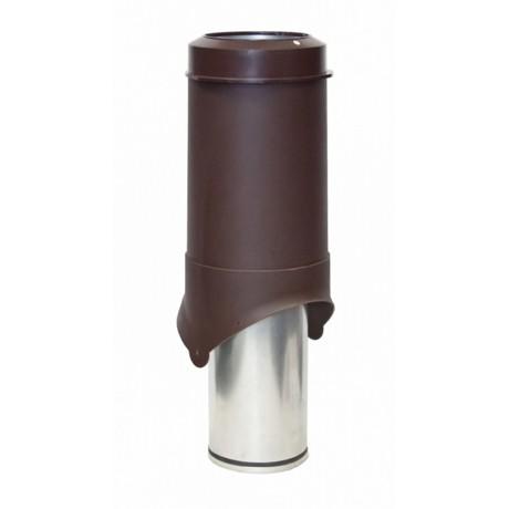 Выход вентилияции изолир.Pipe-Vt  125