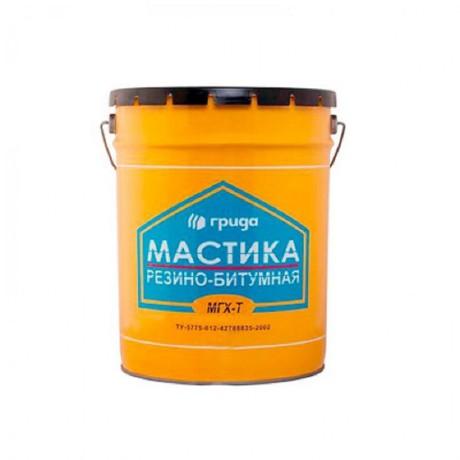 Мастика резино-битумная Грида 10кг Антикор-Р
