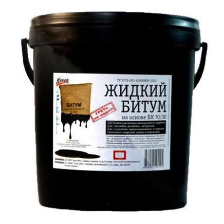 Жидкий битум 10 л
