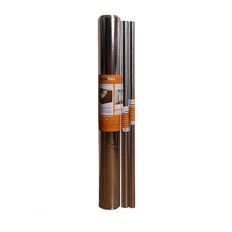 Фольга для бань Мегафлекс М-50 1*10м 0,5мм