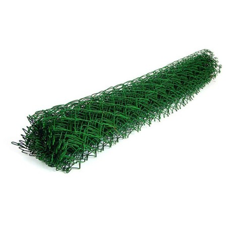 Сетка-рабица ПВХ 50*50*10м *1,5м зеленая