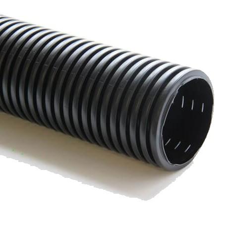 Труба дренажная D 100 (50 м) кратно 5м
