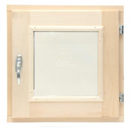 Окно банное Липа 400*400мм