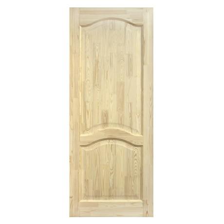Дверное полотно ДГ 600*2000 (Классик Хвоя)