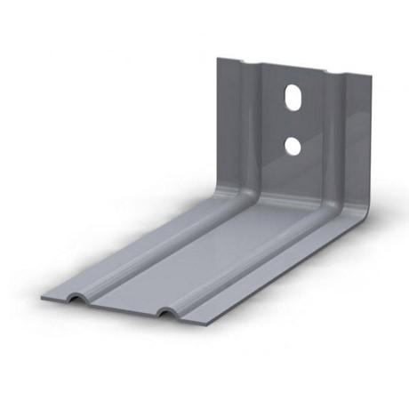 Уголок крепления вентилир.фасадов 100*50*50*2 мм