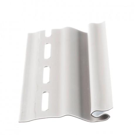 Стартовый профиль на сайдинг виниловый PREMIUM 3000 мм пломбир