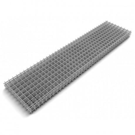 Сетка кладочная 100*100 (0,5м*1,5м) 4мм