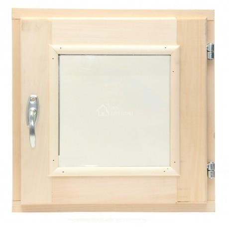 Окно банное ЛИПА 600*600мм