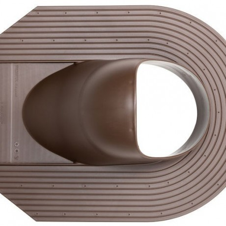 Проход. элемент Xyoпа для труб д. 110-160 мм