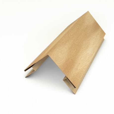 Угол внешний сложный д/двойного бревна 2,5м