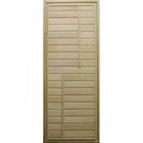 Дверь банная ЛИПА Тип 4 1800*700