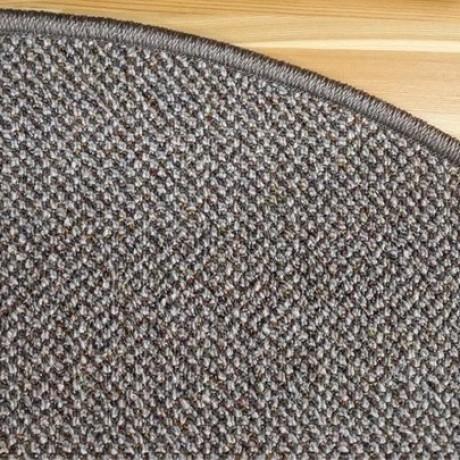 Коврик Оникс серый 25*65