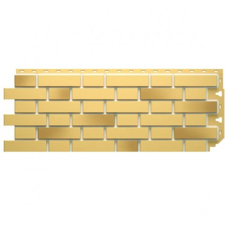 Панель FLEMICH 1183*443 Желтый жженый