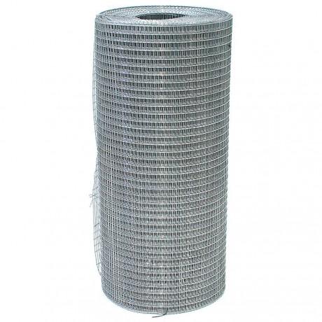 Сетка сварная  50*12*1,4мм (0,92*30м) цинк