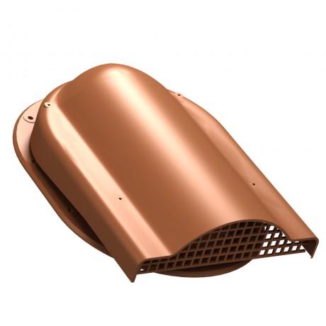 Вентилятор К19-2  коричневый подкровельного пространства для гибкой  кровли