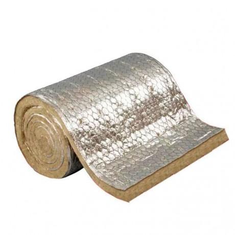 Материал базальтовый огнезащитный для труб  d45 1000*507*40