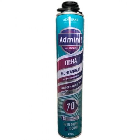 Пена Адмирал ЗИМА профессиональная 950 гр.