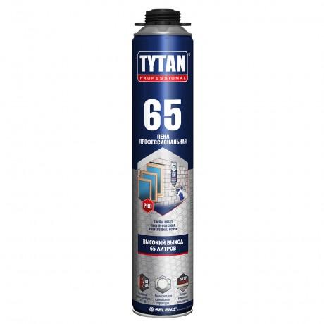 Пена профессиональная TYTAN 65 02, 750мл.