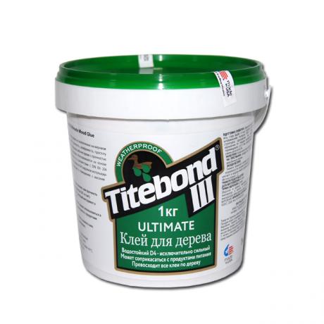 Клей для дерева FT Titebond 3 Ultimate D 4 3.8 кг