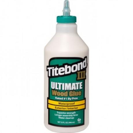 Клей для дерева  FT Titebond 3 Ultimate D 4 946мл